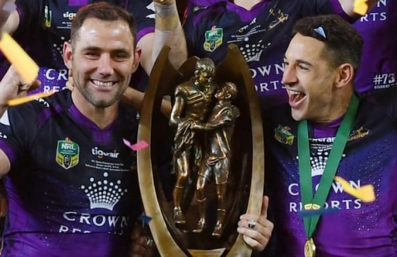 Storm in no rush over Smith, Slater futures