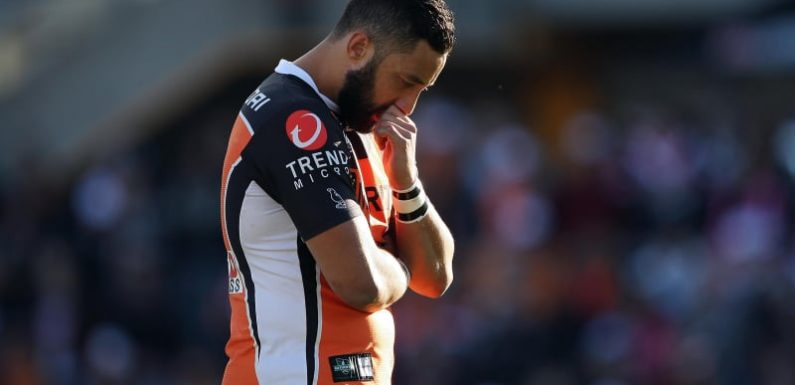 Benji to play for his late 'koro' against Knights