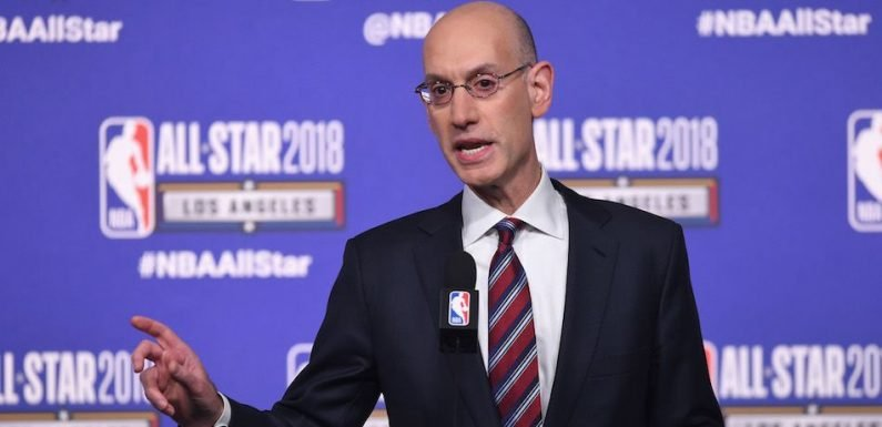 NBA Commissioner Adam Silver Backs LeBron James In Statement, Touts 'Intelligence And Business Acumen'