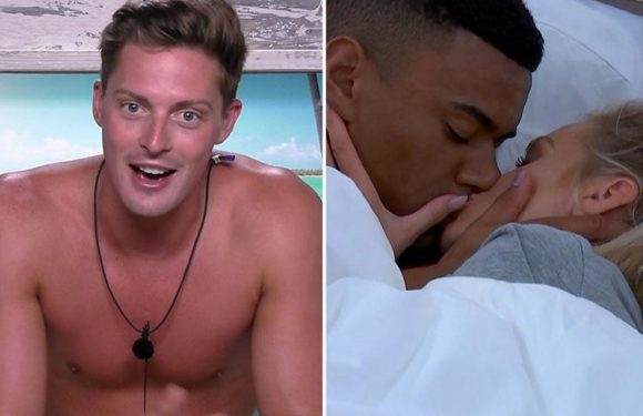 Love Island hunk Dr Alex George has been offered a 'six-figure' deal to be the face of a government STI campaign