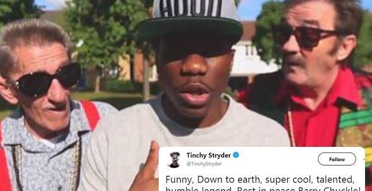 Chuckle Brothers fans launch campaign to get Tinchy Stryder collaboration to number one after Barry dies