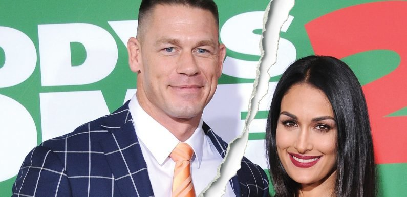 Nikki Bella Confirms John Cena Breakup: 'This Is What's Best for Me'