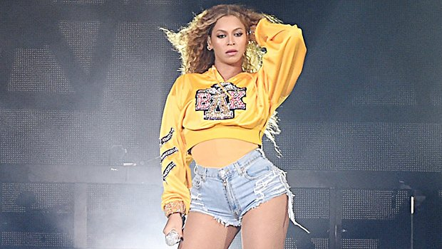 16 Stars Busting Out Of Their Booty Shorts — Beyonce & More