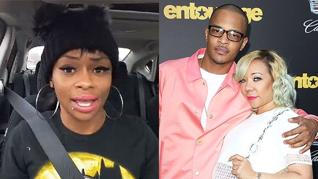 Did Blac Chyna's Mom Claim T.I. & Tiny Had Threesome With Basketball Wives' Angel Brinks?