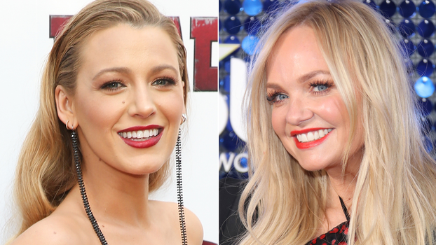 10-Year-Old Blake Lively's Baby Spice Costume Reviewed by Actual Baby Spice