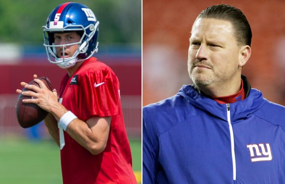 Davis Webb was Eli's real replacement then all hell broke loose