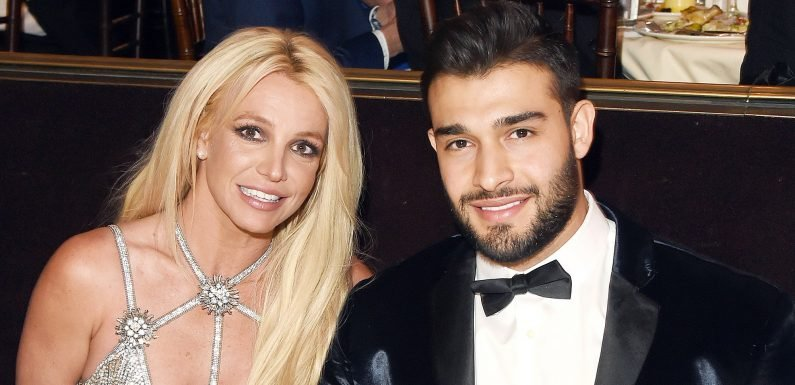 Why Britney Spears Is 'Living Her Best Life Yet' With Sam Asghari