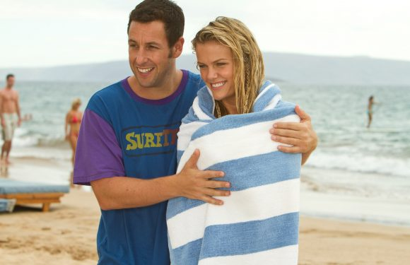 Why Adam Sandler might be the best kisser in Hollywood