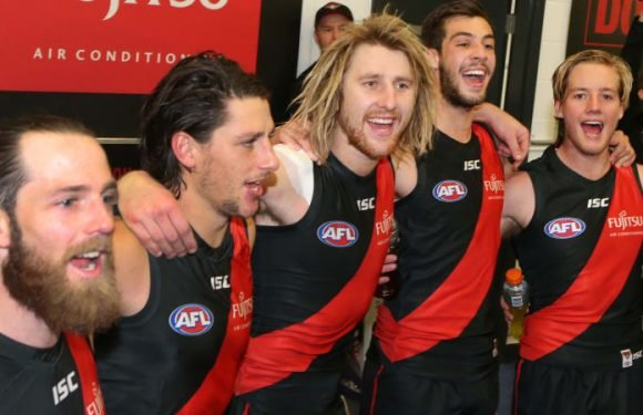Don and not dusted: What's behind the Essendon revival