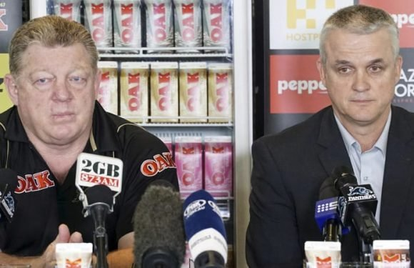 Griffin hits back at Gould's claims he was too 'old school'