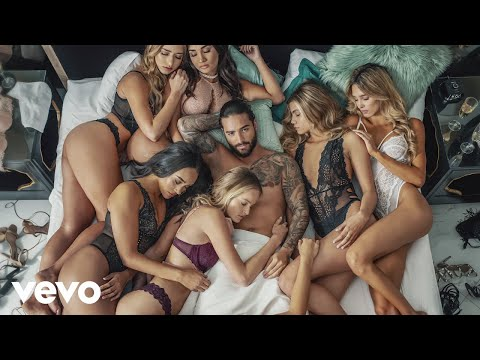 Maluma Loves Being In Bed With Models For Sexy Mala Mia Music Video!