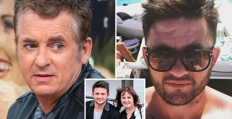 Shane Richie and Coleen Nolan's son Shane 'signs up for Celebs Go Dating'