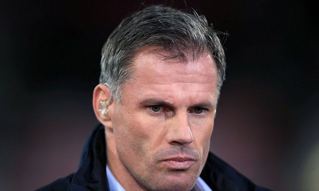 Fans bombard ex-Liverpool star Jamie Carragher with abuse
