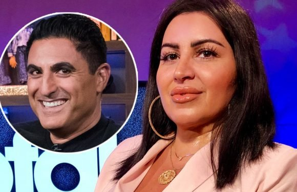 'Shahs of Sunset' Star MJ Javid Says Story About Sex with Gay Best Friend Reza Farahan Was Just a 'Funny Joke' (Exclusive)