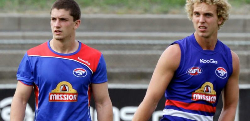 Still sons of the west: Mitch Wallis and Tom Liberatore to sign on