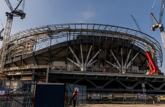 Spurs make FA payment to use Wembley until new year with stadium still not ready
