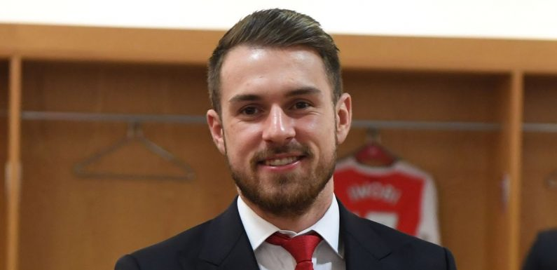 "Ramsey's agent drops ""big news"" hint over his Arsenal future"