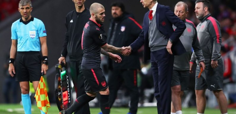Wilshere reveals truth about his and Wenger's Arsenal departures