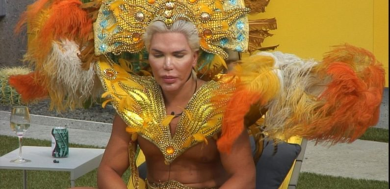 CBB's Rodrigo Alves claims he 'empowers' people – hours after n-word racist slur