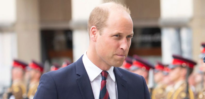 Prince William shared a memory from a wedding he famously never attended