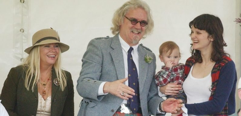 Inside Billy Connolly's family life as Parkinson's battle takes its toll