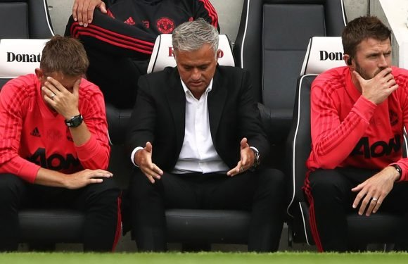 Man United civil war looming over lack of plan to make them champions again