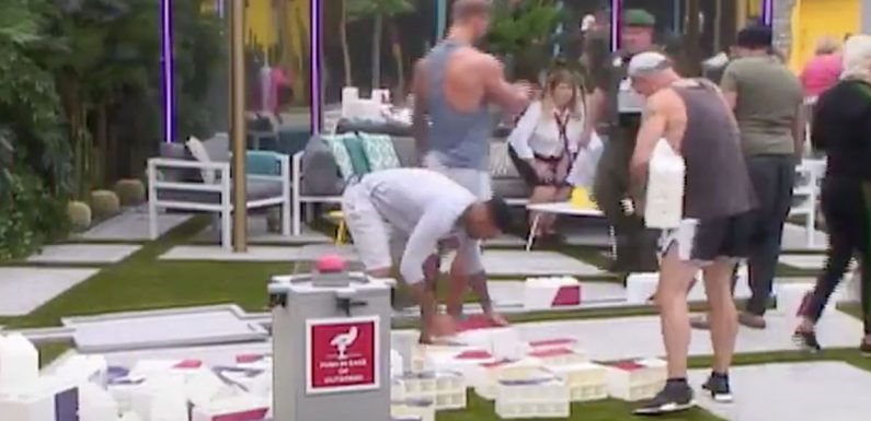 Viewers 'boycott' CBB after accusing show of 'turning a racist idea into a game'