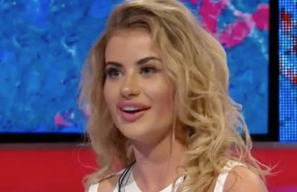 CBB's Chloe apologises to Jermaine's wife and urges her to dump him