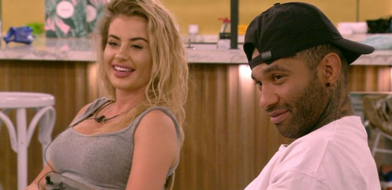 Jermaine Pennant says his marriage is over in shocking CBB confession to Chloe