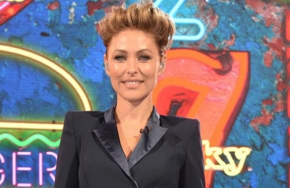 CBB's Emma Willis sparks confusion with launch outfit