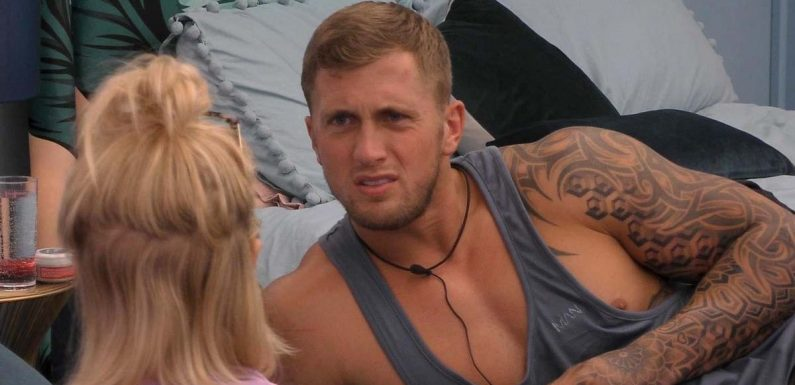 CBB's Dan gutted after Gabby gives him a massive pie and rejects flirty offer