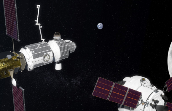 NASA could send astronauts to orbiting moon base by 2024