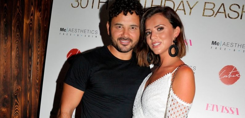CBB's Ryan Thomas pined after Lucy Mecklenburgh for three years before romance