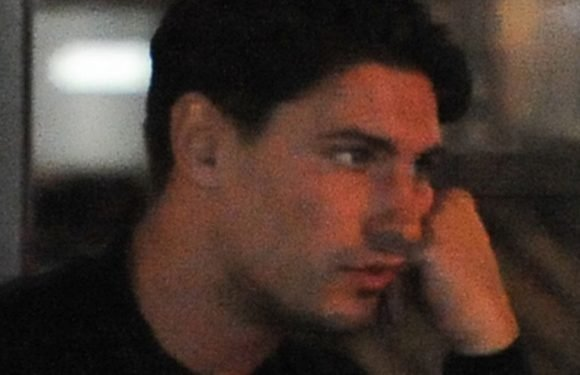 Love Island's Frankie drowns his sorrows after cheating on Samira