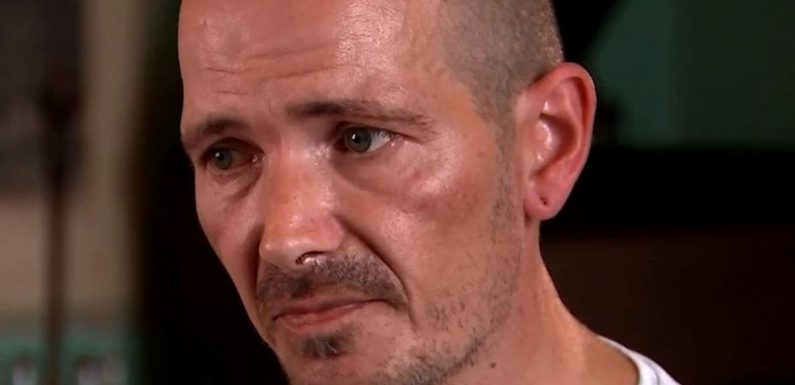 Novichok survivor Charlie Rowley 'rushed to intensive care after going blind'