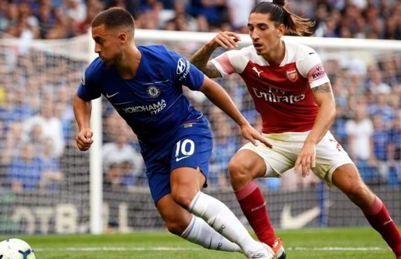 Eden Hazard takes a swipe at Arsenal after late Chelsea winner