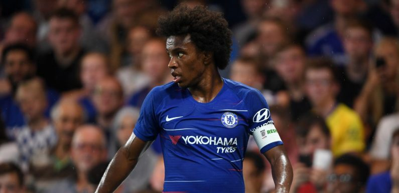 Chelsea take drastic measures to wade off Man United interest in Willian