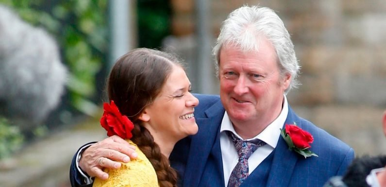 First look at Corrie's Jim McDonald as jailbird returns with a mystery woman