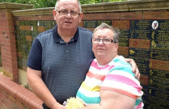 Couple told to pay £560 for memorial plaque to their son say it's a tax on grief