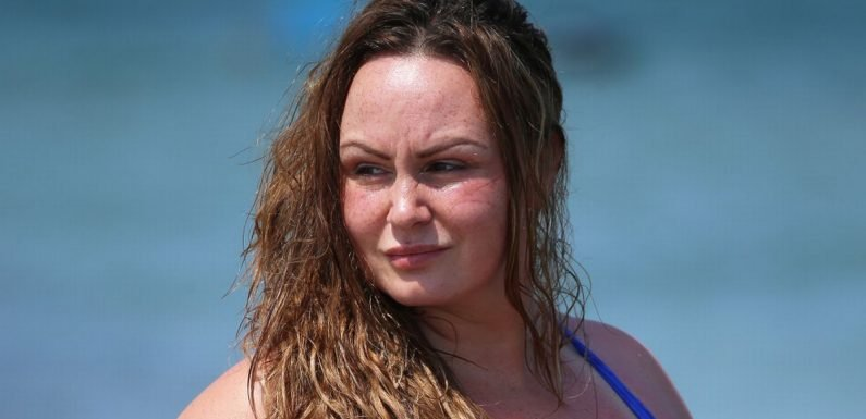 Chanelle Hayes shows off bikini body after losing 'tremendous amount of weight'