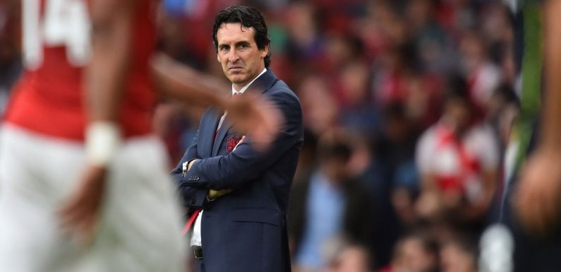 Emery's Arsenal reign starts where Wenger's ended – a million miles behind
