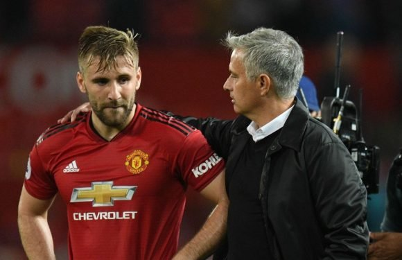 Luke Shaw sends clear message to Man United fans