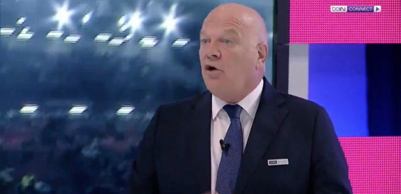 Andy Gray makes outrageous claim about who should replace Mourinho at United