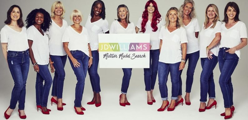 JD Williams reveal the winners of their model search