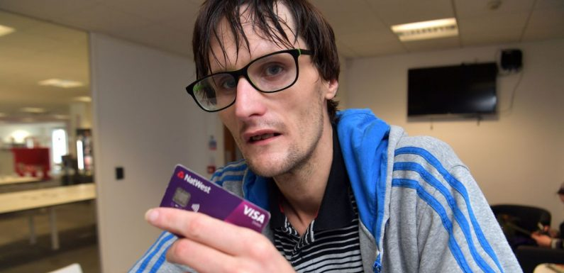 Man survives on food parcels after NatWest 'refused' to refund missing £250