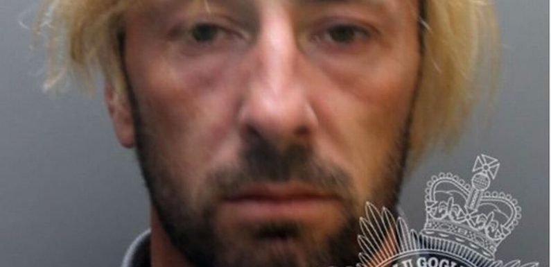 Obsessed man made chilling call to stalking victim from behind bars