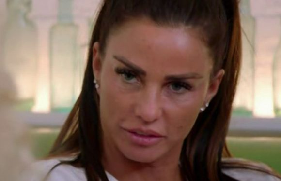 Katie Price's 'secret man' exposed – and he's younger than Kris Boyson
