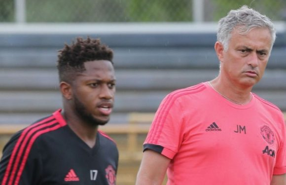 Fred reveals what life is like at Manchester United under Jose Mourinho
