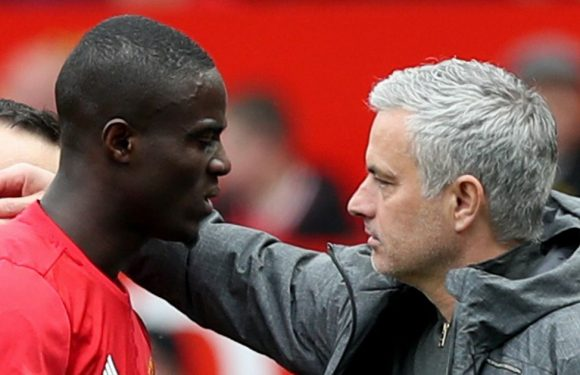 Mourinho told why Bailly is struggling at Man United