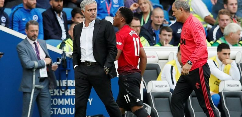 Anthony Martial makes 'shock decision over Man United future'